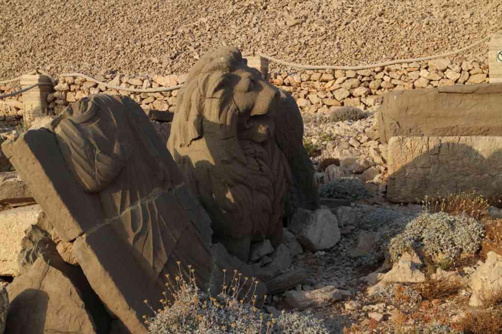 Adıyaman Nemrut Dağı Fotoğrafları